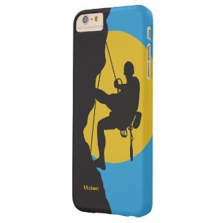 Sport Rock Climbing Barely There iPhone 6 Plus Case