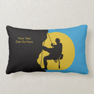 Sport Rock Climbing Pillow