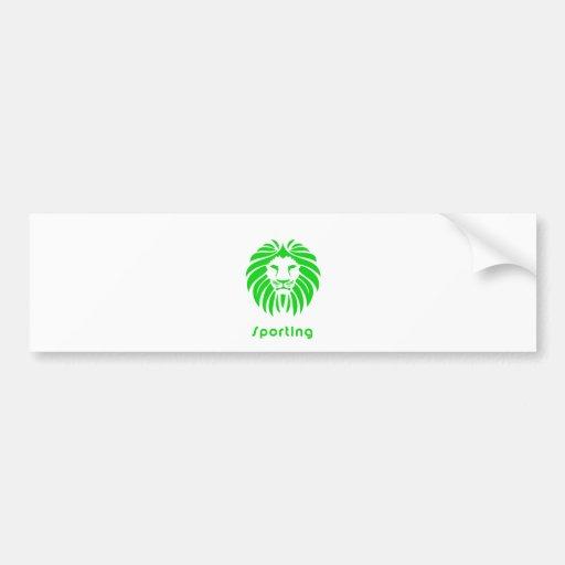 Sporting Bumper Stickers