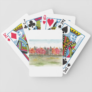 Sportplatz Birkenwäldchen Bicycle Playing Cards