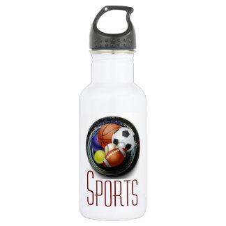 Sports 532 Ml Water Bottle