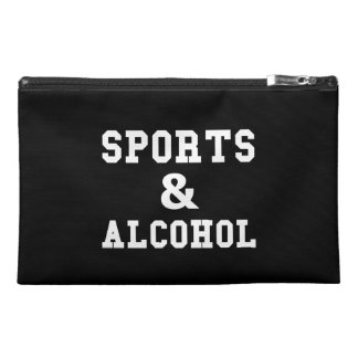 Sports And Alcohol Travel Accessory Bags