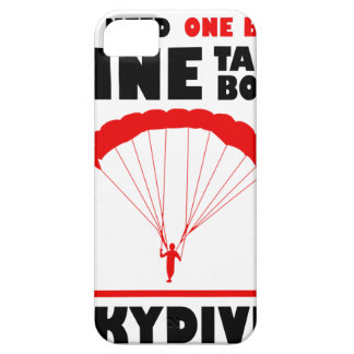 sports and skydive, Mine takes both Barely There iPhone 5 Case
