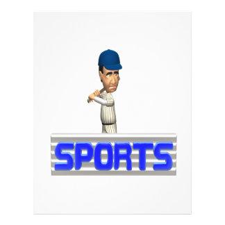 Sports Baseball Flyers
