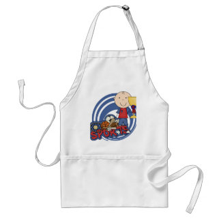 Sports Boy Champ T-shirts and Gifts Standard Apron