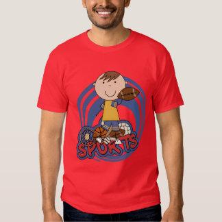 Sports Boy Football Tshirts and Gifts