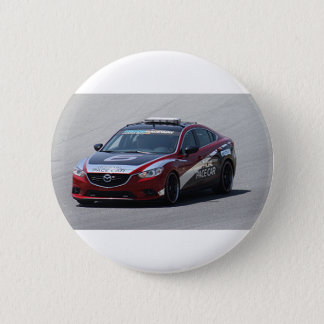Sports Car Auto Racing 6 Cm Round Badge