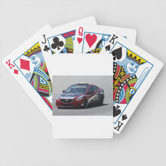 Sports Car Auto Racing Bicycle Playing Cards