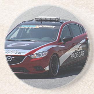 Sports Car Auto Racing Coaster