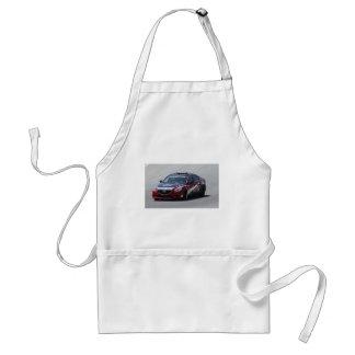 Sports Car Auto Racing Standard Apron