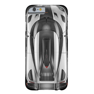 Sports Car Barely There iPhone 6 Case