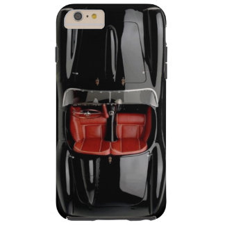 Sports Car Black iPhone 6/6S Plus Tough Case