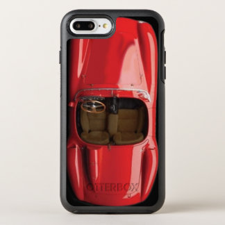 Sports Car Red iPhone X/8/7 Plus Otterbox Case
