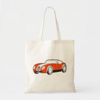 Sports Car Tote Bag