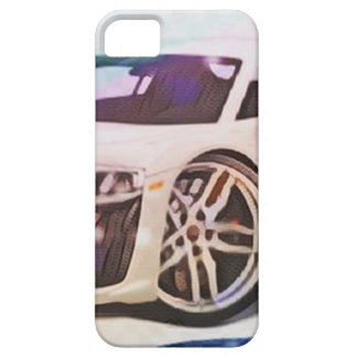 sports cars machine barely there iPhone 5 case