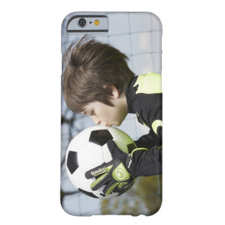 Sports, Children,Football Barely There iPhone 6 Case