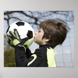 Sports, Children,Football Poster
