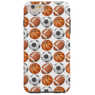 Sports Emoji iPhone 6/6s Plus Phone Case