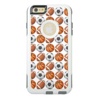 Sports Emoji iPhone 6 Plus Otterbox Case