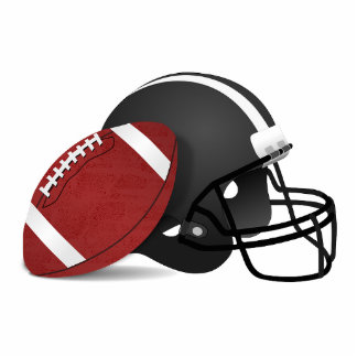 Sports Game Team Ball Football Cut Out