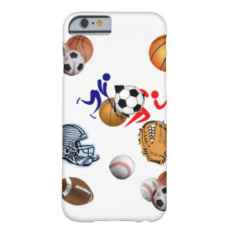 Sports Iphone case for him