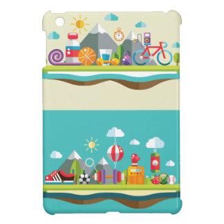 Sports island cover for the iPad mini