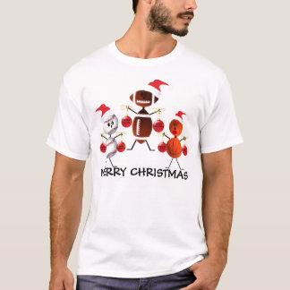 Sports Merry Christmas T-Shirt