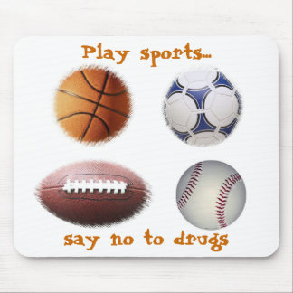 Sports Mousepad