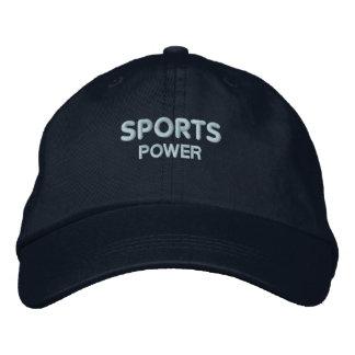 SPORTS  POWER HAT BASEBALL CAP