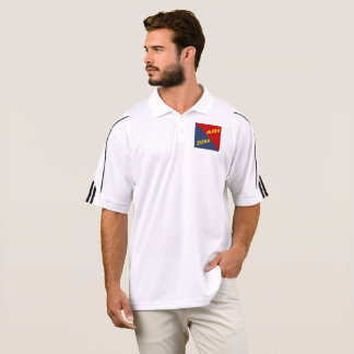 SPORTS SHIRT ADIDAS GOLF ARIZONA DESIGN MORE