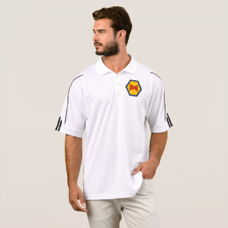 SPORTS SHIRT ADIDAS GOLF DESIGN ARIZONA   2018