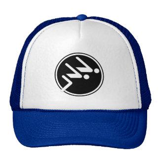 Sports Swimming Trucker Hat