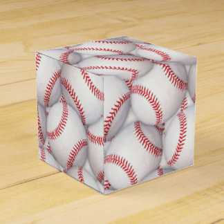 Sports Theme Baseball Birthday Favor Boxes Favour Boxes