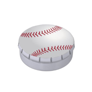Sports Theme Baseball Birthday Jelly Bean Tin Jelly Belly Tins
