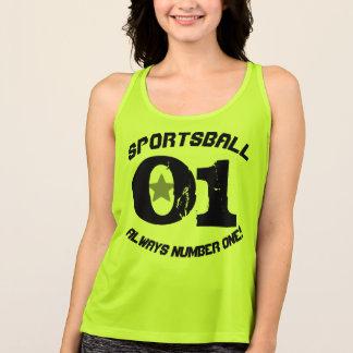 Sportsball Generic Sport Jersey Singlet