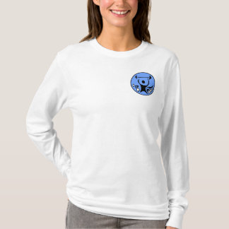 Sportscentre logo Ladies AA Hooded Longsleeve T-Shirt