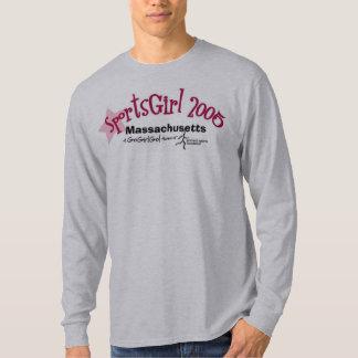 sportsgirl, Massachusetts T-Shirt