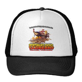 SPORTSMAN'S SHIRT  LARGE LOGO FRONT HAT