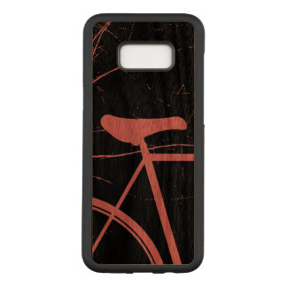 Sporty Bikes Carved Samsung Galaxy S8+ Case