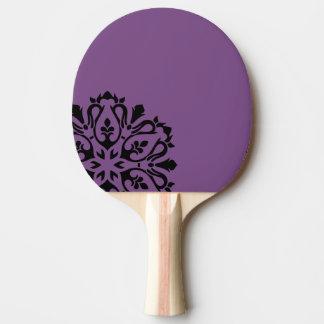 Sporty rocket with Mandala / purple