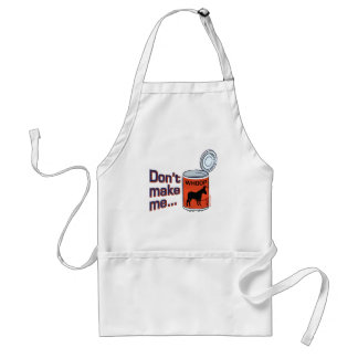 Sporty Slang - Don't Make Me Open Up a Can of... A Standard Apron
