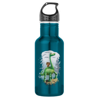 Spot And Arlo In Forest 532 Ml Water Bottle
