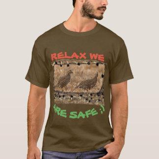 Spot-bellied Bobwhite T-Shirt