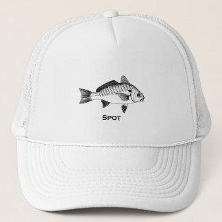Spot Fish (titled) Trucker Hat