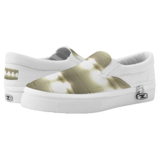 Spot Light Custom Zipz Slip On Shoes,  Men & Women Printed Shoes