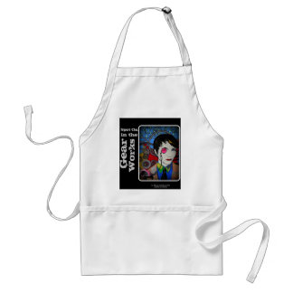 'Spot On in the Gear Works' Apron