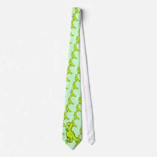 Spot, The Dinosaur Tie