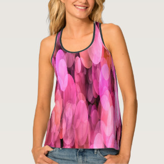 Spotlight Pink Dance Tank Top