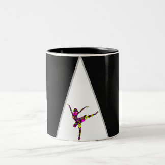 Spotlight Two-Tone Coffee Mug
