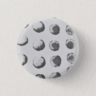 Spots 3 Cm Round Badge